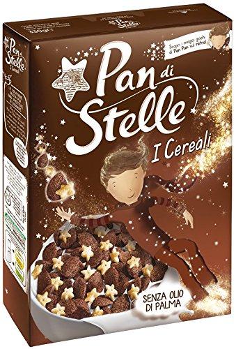 Mulino bianco pan di stelle cereali gr.330 (1000035901)