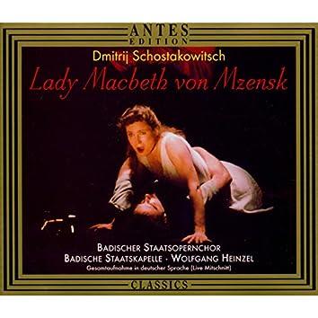 Shostakovich: Lady Macbeth von Mzensk