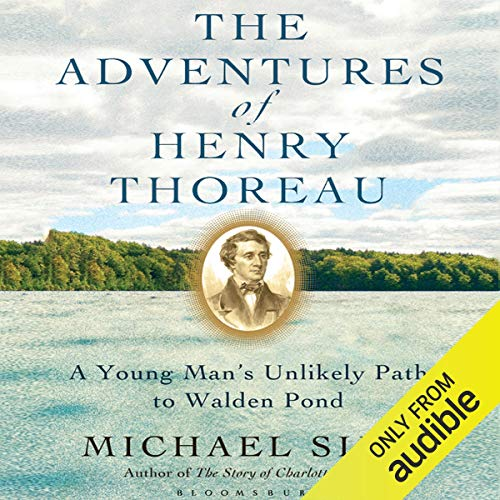 The Adventures of Henry Thoreau cover art
