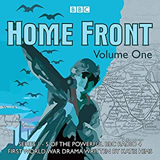 Home Front: The Complete BBC Radio Collection, Volume 1 cover art