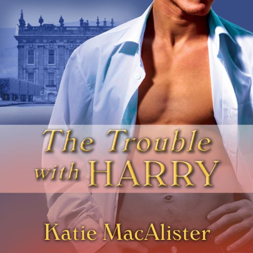 The Trouble With Harry audiobook cover art