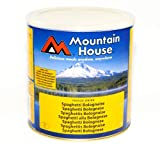 Mountain House Spaghetti Bolognese - 5 Portionen (650g)