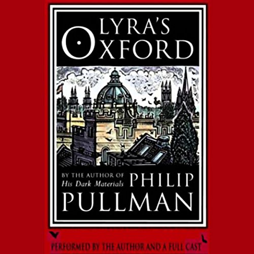 Lyra's Oxford audiobook cover art
