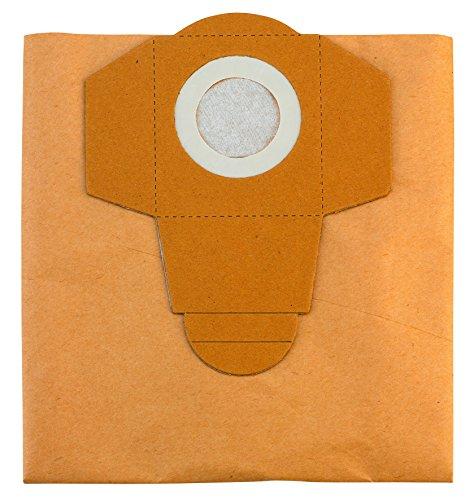 Einhell Schmutzfangsack 30 L (passend für Einhell Nass-Trockensauger, 5 Stück enthalten)