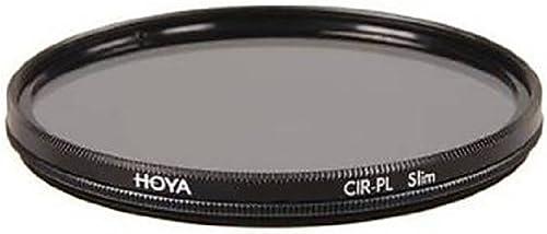 Hoya Slim Filtre polarisant circulaire pour Lentille 62 mm
