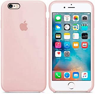 funda iphone 6 plus rosa palo