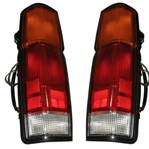 Nissan Pickup Replacement Tail Light Assembly - 1-Pair