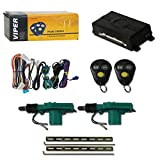 Best Car Alarm Systems - Viper 3100VX 1-Way Car Alarm System with 2 Review