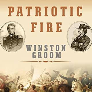 Patriotic Fire audiobook cover art