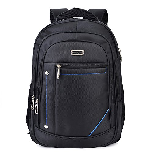 Vbiger Impermeabile Zaino per Computer Portatile e Notebook Macbook Grande Capacità Fino 17 Inch
