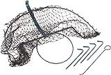 Trampa de red 55 cm Listo para uso inmediato I universal para animales pequeños I Trampa de red de impacto resistente a la intemperie I para aves, Trampa para palomas, para urracas para conejos