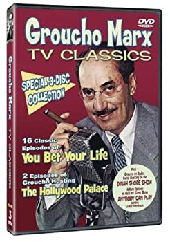 Groucho Marx TV Classic  3-Disc Collector s Set