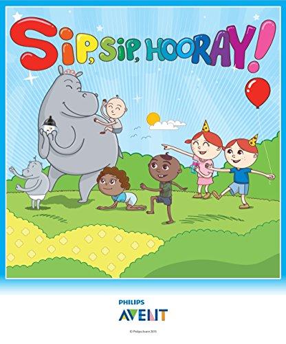 Sip, Sip, Hooray! (English Edition)