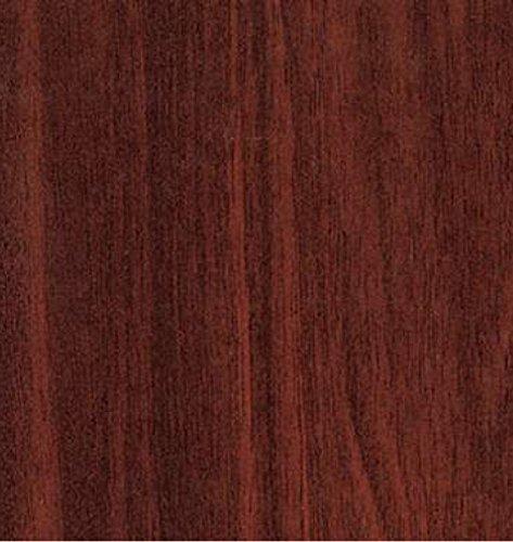 i.stHOME Klebefolie Möbelfolie - Holzdekor Mahagoni - Dekorfolie 45 x 200 cm - Selbstklebende Folie Holz - Selbstklebefolie, Bastelfolie