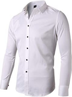 white dress black buttons
