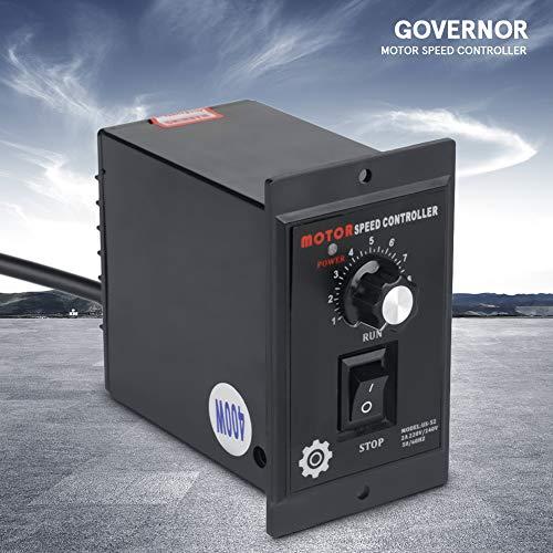 Drehzahlregler, Motorregler, hochpräziser Motordrehzahlregler, kleine AC 220-V-Motorsteuerung Elektronikverpackung für 220-V-Wechselstrommotor für Drehzahlregelungs-Antriebsgeräte