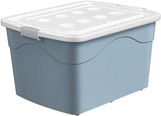 Lpiotyucwh Paniers et Boîtes De Rangement, Boîte de rangement de rangement à grande capacité Boîte de rangement Boîte de f...