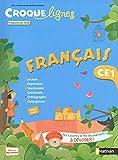 Croque Lignes Francais CE1 - Programmes 2012 - set de 2 livres
