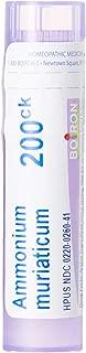 BOIRON USA - Ammonium Muriaticum 200ck [Health and Beauty]