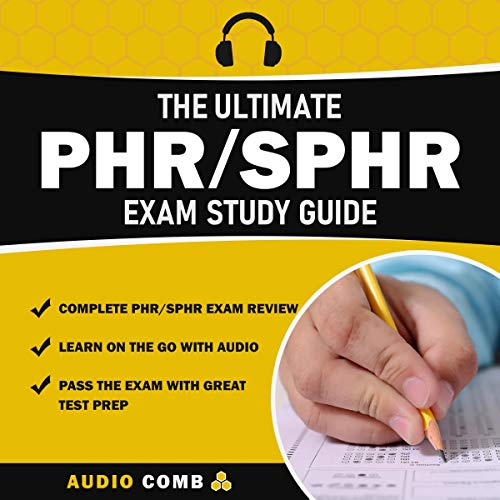 The Ultimate PHR SPHR Exam Study Guide cover art