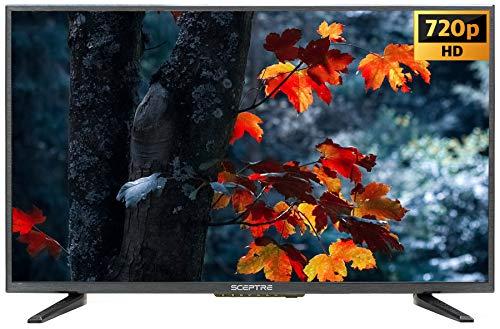 PANTALLA SCEPTRE 32 pulgadas LED HDTV 720p LED 60hz 3 HDMI (Renewed)