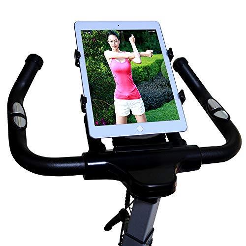 Ashey Tablet Soportes, Universal 7-11 Pulgadas Ajustable, Interior de la Puerta caminadora Soporte para Bicicleta de Bicicletas, Titular del Stand para Titular Samsung iPad Huawei Lenovo Tablet PC