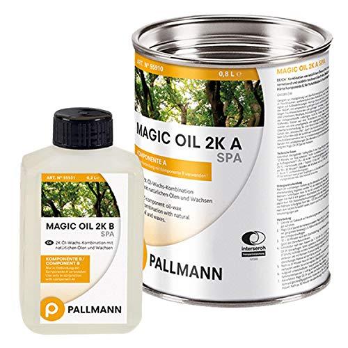 Pallmann Magic Oil 2K Spa A/B