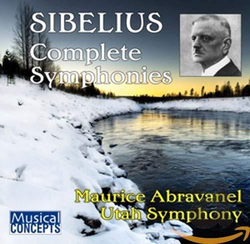 Utah Symphony Orchestra - Complete 7 Symphonies