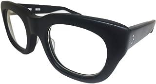 EFFECTOR(エフェクター) メガネ/サングラス オリジナルモデル ウェリントンタイプ 「DELTA/デルタ」 Col.BKM (黒マット) エフェクター国内正規品販売店