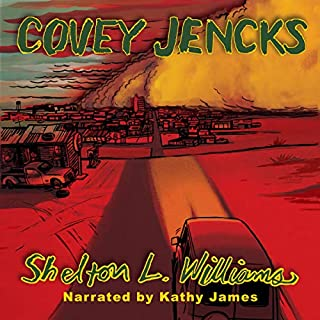 Covey Jencks audiobook cover art