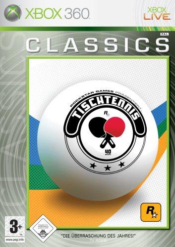 Rockstar Games präsentiert: Tischtennis [Xbox Classics]