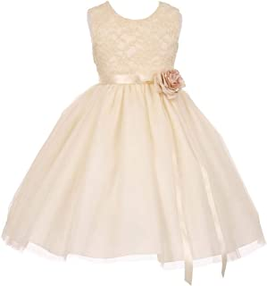 6fa887e92478 Ivory Girls  Dresses