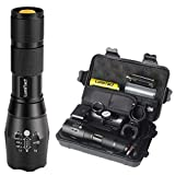 Lumitact G700 Led Torch Rechargeable Super Bright...