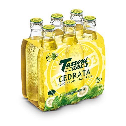 Cedral Tassoni Soft Drink Cedrata Tassoni Soda - 1146 gr