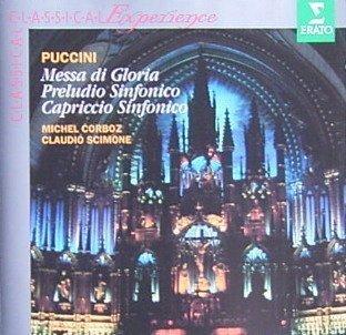 Messa Di Gloria / Preludio Sinfonico by Puccini, Corboz, Gul (1993-08-03)
