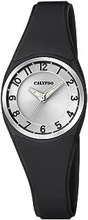 Reloj Analógico para Mujer de Cuarzo con Correa en Silicona K5726/6