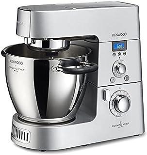Kenwood 0W20011045 Cooking Chef KM096-Robot de Cocina por inducción, 1500 W, Plata
