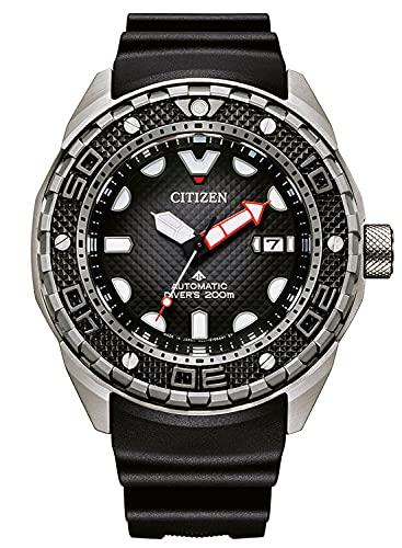 Citizen Reloj de buceo automático para hombre Titan NB6004-08E
