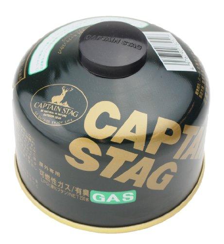 キャプテンスタッグ(CAPTAIN STAG) バーベキュー BBQ用 燃料 ガスカートリッジ レギュラー CS-250M-8251