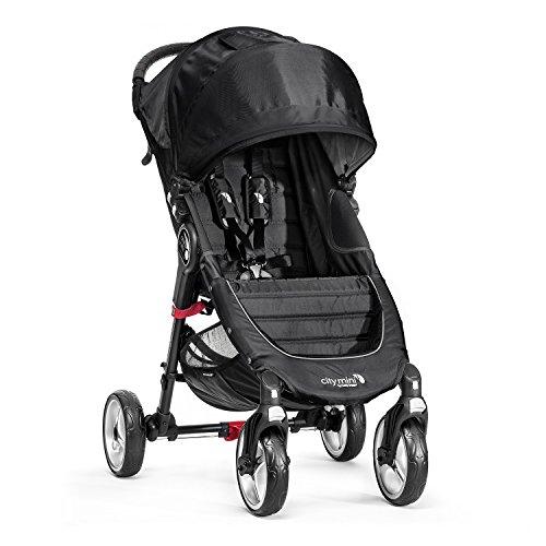 La mejor silla de paseo todo en uno: Baby Jogger City Mini 4