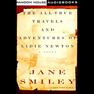 The All-True Travels and Adventures of Lidie Newton audiobook cover art