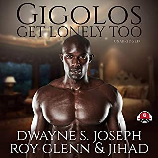 Gigolos Get Lonely Too audiobook cover art