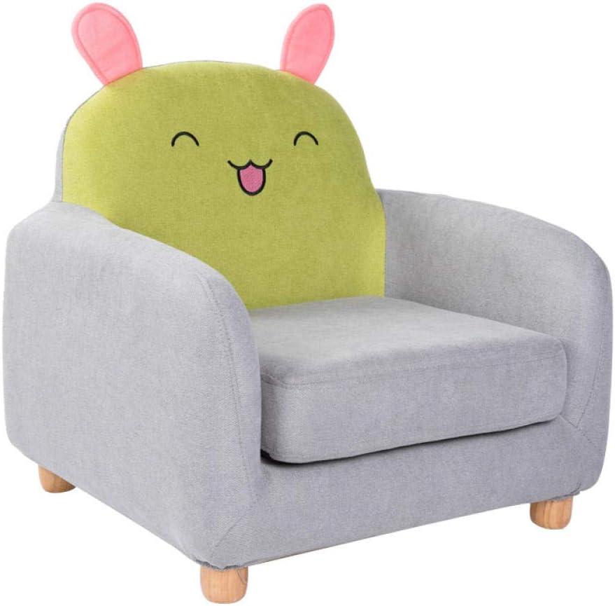 Jungen JIAHENGY Schaum Kindersessel Kissen Matratze ,Kindersofasitz und M/ädchensofa Cartoon-Tiersofa zum Lesen geeignet-1