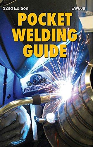 Pocket Welding Guide 31st Edition (Hobart...
