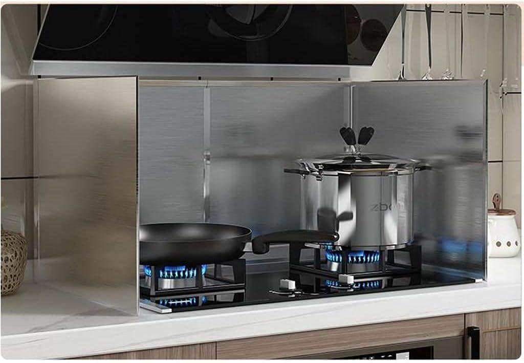 BCHDREUU0819 Splatter New York Mall Guard Stove Free shipping New Insulation Heat Sheet Kitchen