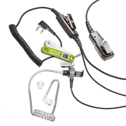 Profi-Ohrhörer für Intek Funkgerät