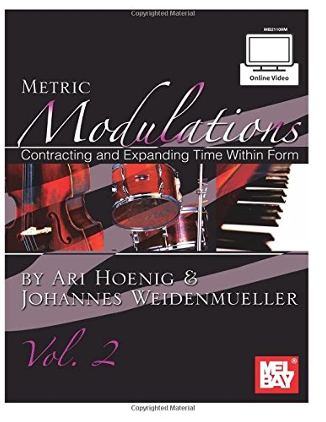 真似る実質的に突然Metric Modulations: Contracting and Expanding Time Within Form