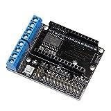Rokoo ESP8266 WiFi Motor Driver Board L293D ESP12E Für Arduino NodeMcu Lua Dual High Power H-Brückenmodul