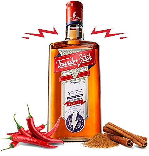 Thunder Bitch, Licor de whisky 70 cl