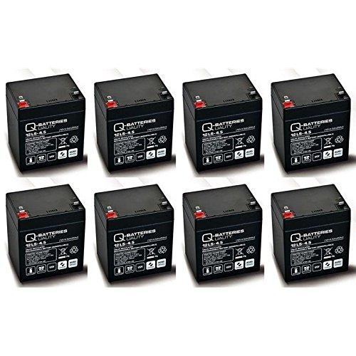 Ersatzakku für APC Smart-UPS SUA3000RMI2U RBC43 RBC 43 / Markenakku mit VDs